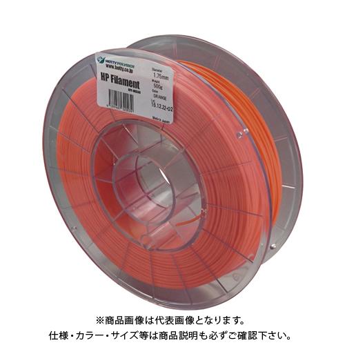ホッティポリマー HPフィラメント スーパーフレキシブルタイプ オレンジ OR-500