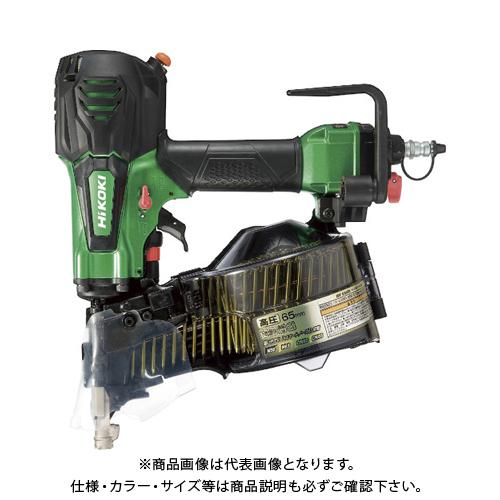 HiKOKI 高圧ロール釘打機65mmメタリックグリーン NV65HR-SL