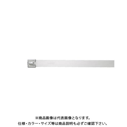 パンドウイット MLTタイプ 自動ロック式ステンレススチールバンド SUS304 幅12.7mm 長さ912mm 50本入り MLT10EH-LP MLT10EH-LP