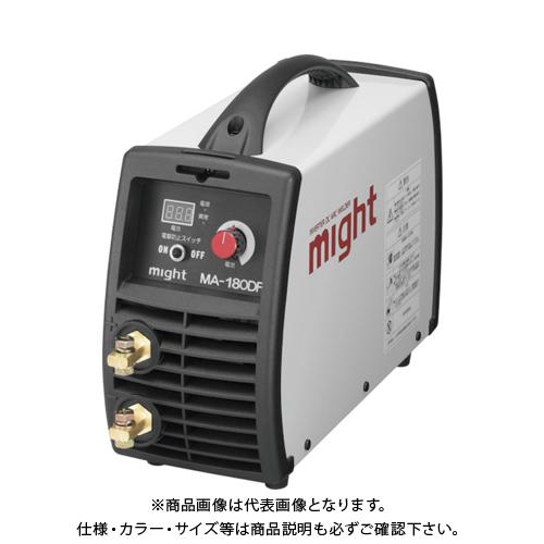 【直送品】マイト 直流アーク溶接機 MA-180DF