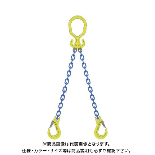 マーテック GrabiQチェーンスリングセット MG2-EGKNA16-13.8 MG2-EGKNA16