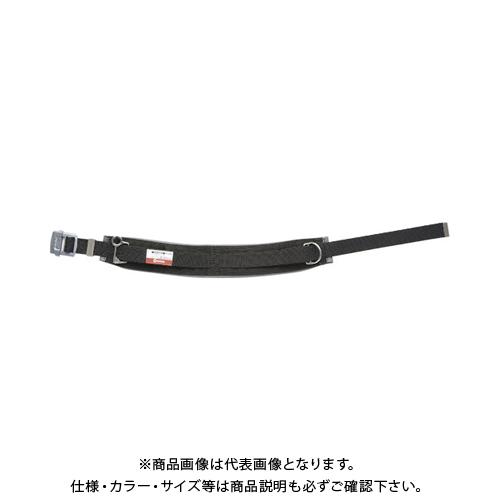 マーベル 柱上安全帯用ベルト(スライドバックルタイプ)黒 MAT-100WB