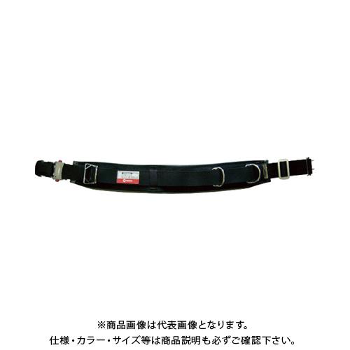 マーベル 柱上安全帯用ベルト(調整機能付ワンタッチバックル)黒 MATX-180WB