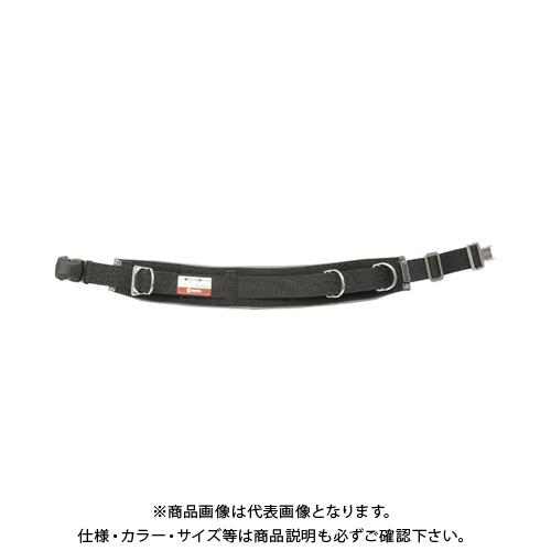 マーベル 柱上安全帯用ベルト(ワンタッチバックルタイプ)黒 MAT-180WB