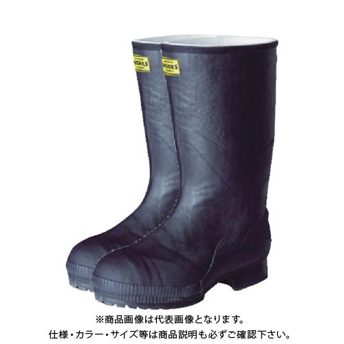 弘進ゴム ライトセーフティーワークスLSW-02 24.5cm LSW-02-245