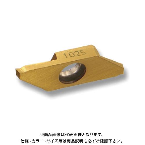 サンドビック コロカットXS 小型旋盤用チップ 1025 5個 MACL 3 100-R:1025