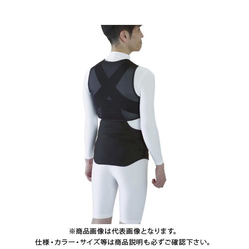 アルファ技研 ルフトベスト Lサイズ ブラック LV-L