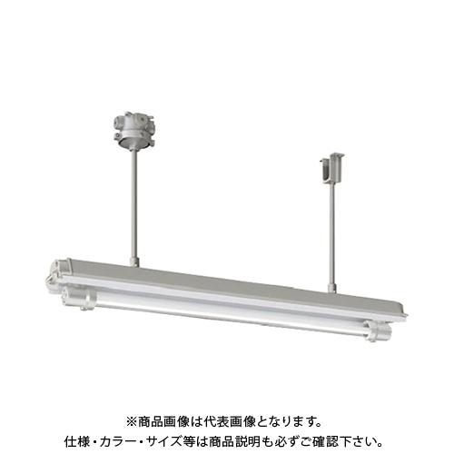【運賃見積り】【直送品】岩崎 防爆形直管LED照明器具32×1定格出力形相当 パイプ吊 電線管径φ22 EXILF2411BSA9N-22