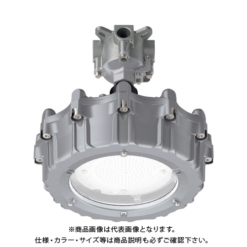 【運賃見積り】【直送品】岩崎 防爆形LED高天井照明器具 水銀400W相当 直付形 電線管径φ22 EXIL1062SA9-22