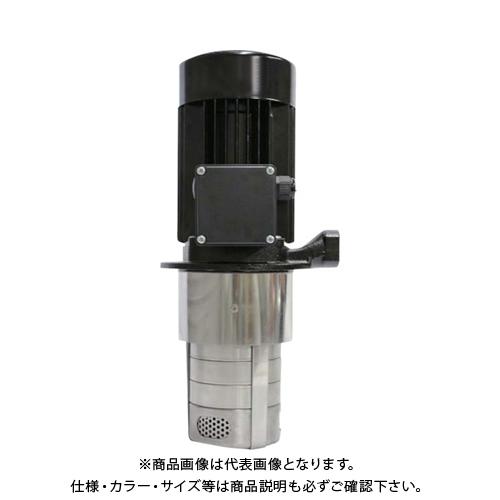 【直送品】テラル 多段浸漬型クーラントポンプLBK LBK2-90/4-E