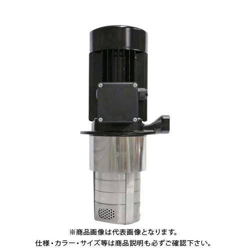 【直送品】テラル 多段浸漬型クーラントポンプLBK LBK2-110/8-E