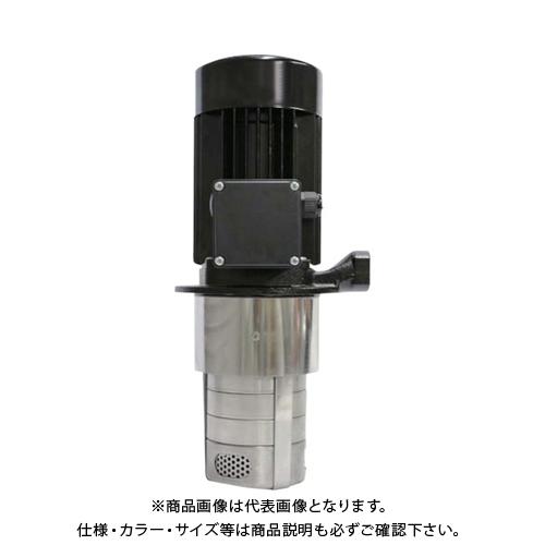 【直送品】テラル 多段浸漬型クーラントポンプLBK LBK4-80/4-E