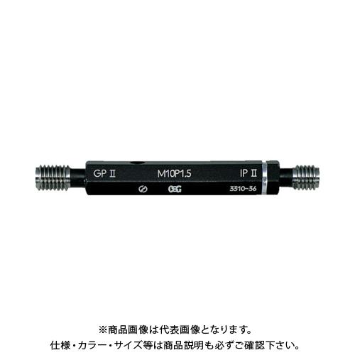 OSG ねじ用限界ゲージフラグ 9327280 LG-6H-GPNP-M3X0.5