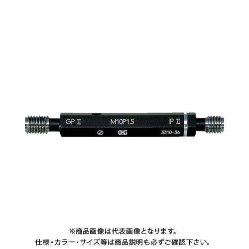 OSG ねじ用限界ゲージプラグ工作用 30721 LG-GPWP-M10X1