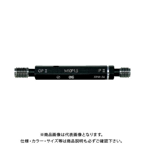 OSG ねじ用限界ゲージプラグ工作用 30221 LG-GPWP-M2X0.4
