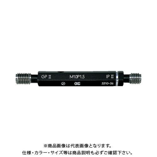 OSG ねじプラグゲージ メートル(M)ねじ 30261 LGGPWPM2.2X0.25