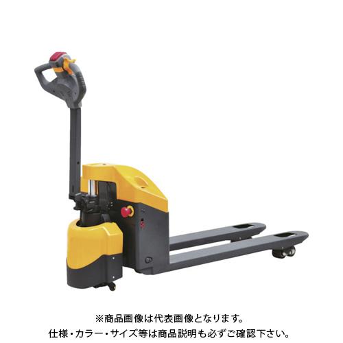 【運賃見積り】【直送品】コレック 電動走行・電動昇降 ローコストローリフト EX15L