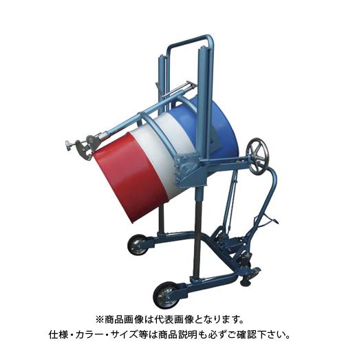 【運賃見積り】 【直送品】 タイユー ドラムダンパー 投入高さ500mm DM500S