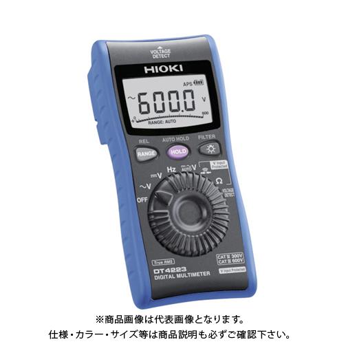 HIOKI デジタルマルチメータ DT4223SYORUI3TENTUKI DT4223 書類3点付 書類3点付 HIOKI DT4223SYORUI3TENTUKI, 京都パン屋GREEN:f637e8f9 --- data.gd.no