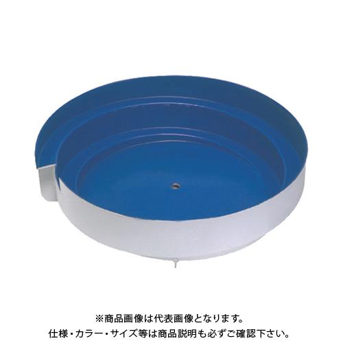 【直送品】シンフォニア 段付ボウル Φ445.0mm(R:時計回り) DM-38C-D-R