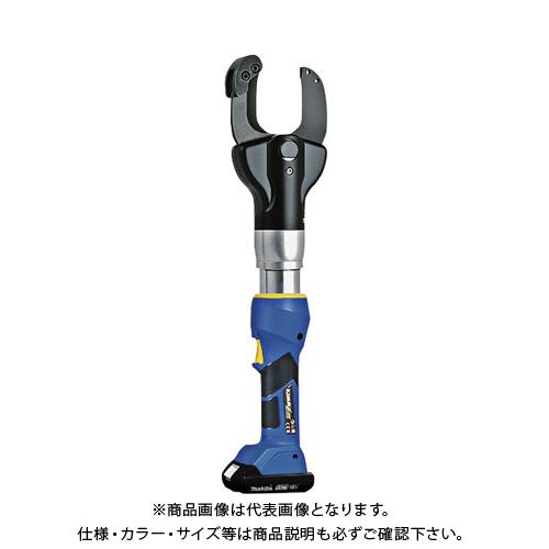 【直送品】クラウケ 充電式油圧ケーブルカッター ESM50CMF
