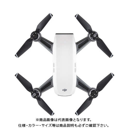 DJI Spark Fly More コンボ アルペンホワイト D-149573