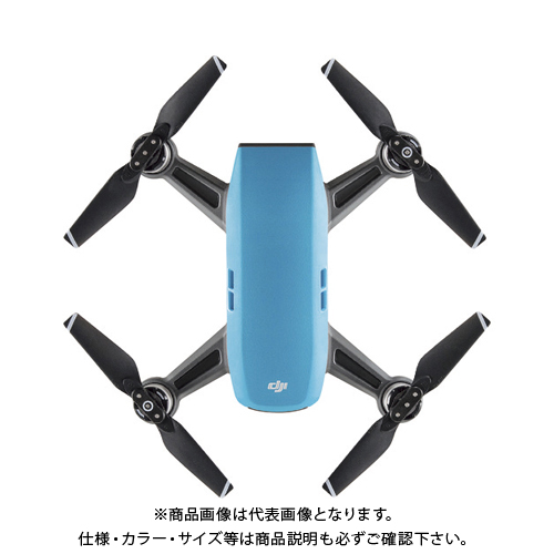 DJI Spark Fly More コンボ スカイブルー D-149603