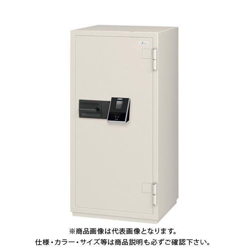 【運賃見積り】【直送品】エーコー 耐火金庫(顔認証ロック式) CSG-92FIDS