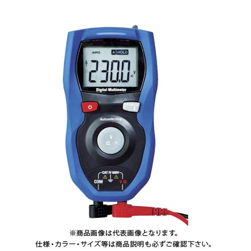 カスタム 防塵防水デジタルマルチメータ CDM-2500WP