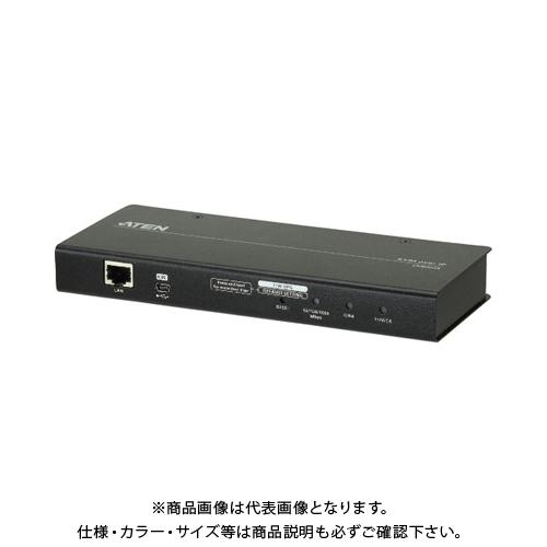 【運賃見積り】 【直送品】 ATEN KVM over IP 1ローカル/リモート アクセス共有 1ポート (解像度1,920×1,200対応) CN8000A