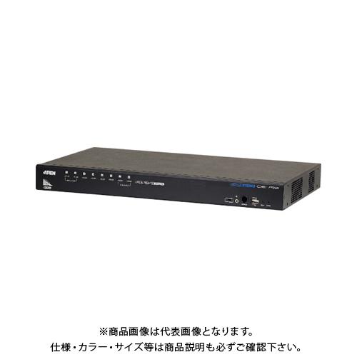 【運賃見積り】 【直送品】 ATEN KVMスイッチ 8ポート/USB/HDMI CS1798