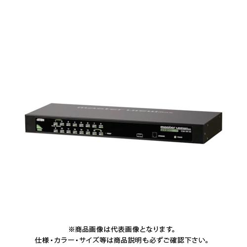 【運賃見積り】 【直送品】 ATEN KVMスイッチ 16ポート/PS/2/USB CS1316