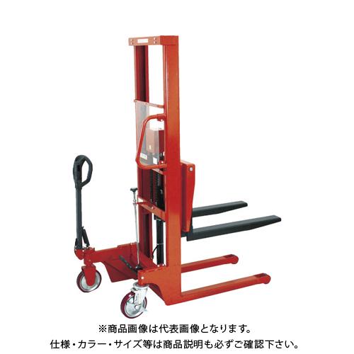 【運賃見積り】 【直送品】 TRUSCO コゾウリフター 足踏み 1000kg BEA-H1000-14