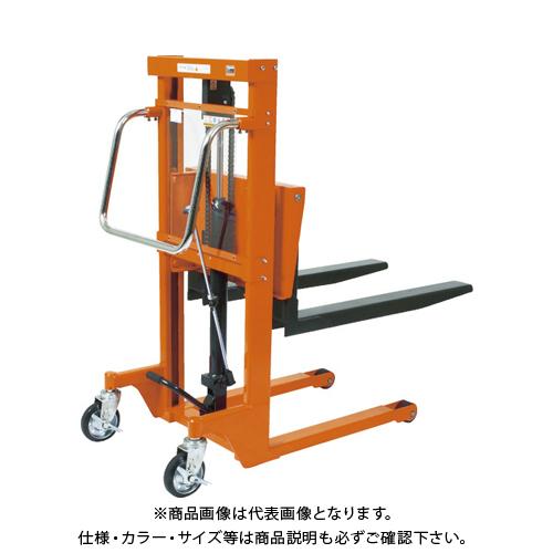 【運賃見積り】 【直送品】 TRUSCO コゾウリフター 500kg フォーク式 H82-900 BEA-H500-9