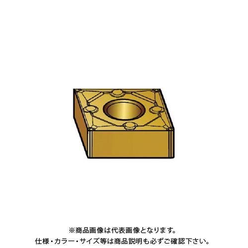 サンドビック T-Max P 旋削用ネガ・ワイパーチップ 1125 10個 CNMG 12 04 04-WF:1125
