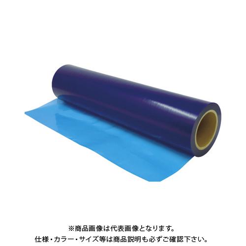 三井化学東セロ 三井 表面保護フィルム B505 500mm×100m 青 B505-500