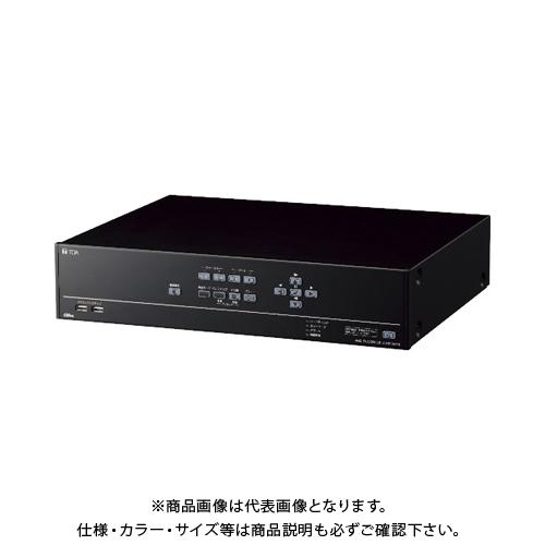 【直送品】TOA AHDレコーダー4局2TB電源供給付 AH-R104P-2
