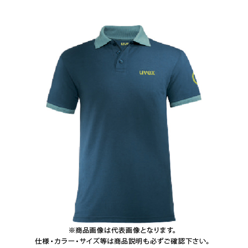 UVEX コレクション26 メンズ ポロシャツ M 9810610
