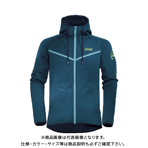 UVEX コレクション26 スウェット ジャケット S 9810409
