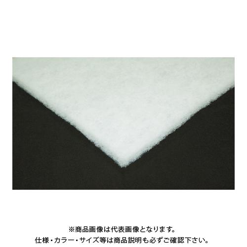 【運賃見積り】【直送品】橋本 エアクリーンフィルター 8mm厚 1600×30M巻(1本入) HCR150