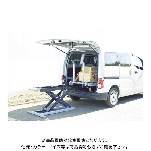 【運賃見積り】【直送品】xetto 昇降台車本体 HB71955-100