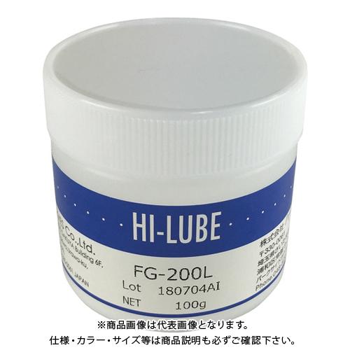 ハーベス フッ素系グリース ハイルーブ FG-200L FG-200L-100G