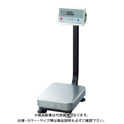 【直送品】A&D デジタル台はかり FG60KAM 一般校正付 FG60KAM-JA-00A00