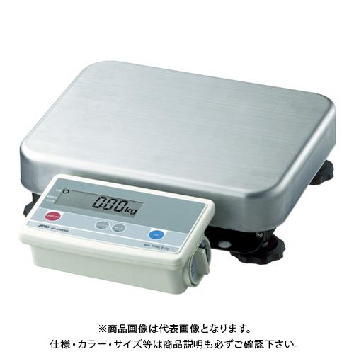 【直送品】A&D デジタル台はかり FG150KBM 一般校正付 FG150KBM-JA-00A00
