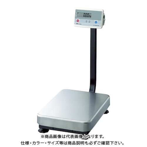 【直送品】A&D デジタル台はかり FG150KAL 一般校正付 FG150KAL-JA-00A00