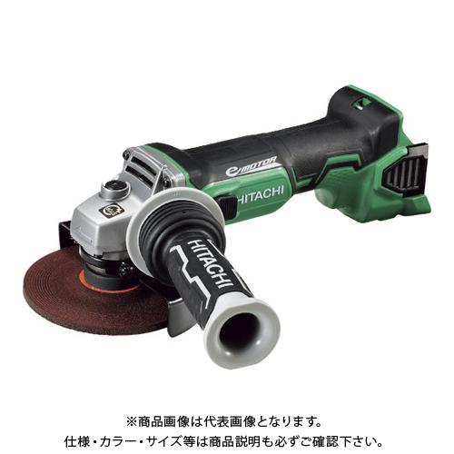 HiKOKI 18Vコードレスディスクグラインダ本体のみ ブレーキ付 G18DBBVL-L125-NN