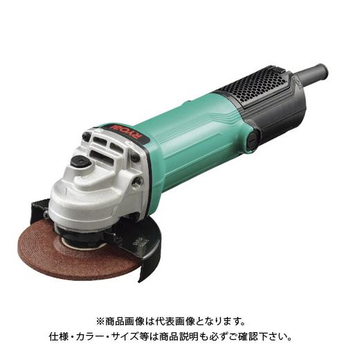 【直送品】リョービ RYOBI ディスクグラインダ 100mmブレーキ付 G-1061HS
