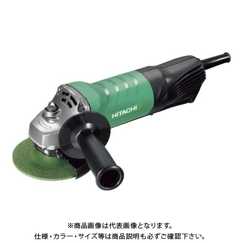 HiKOKI 電気ディスクグラインダ パドルスイッチ式 G10SQ
