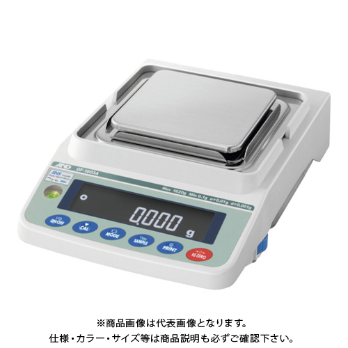 【直送品】A&D 汎用電子天びん 1620g/0.001g GF1603A