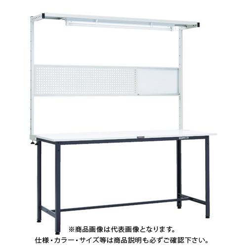 【運賃見積り】 【直送品】 TRUSCO HAE型立作業台 ツールハンガーフルセット付 DG HAE-1800THNLP DG